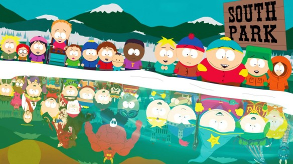 South Park Stick of Truth characters