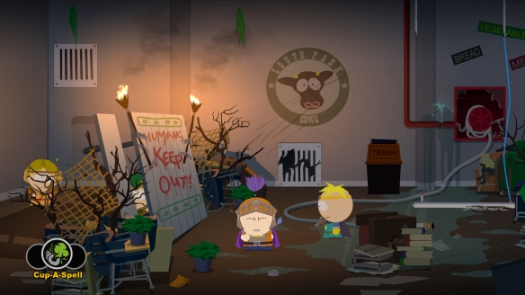 South Park Stick of Truth School